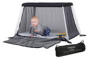 phil & teds Traveller Crib, Black