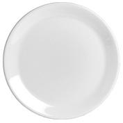 Steelite Taste Coupe Plate 23cm | 9inch Dinner Plate, Ceramic Plate