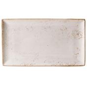 Steelite Craft Rectangular Platter White 33 X 19cm