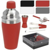 Cocktail Party Martini Drinks Shaker Alcohol Mixer Jigger Shots Drinks Bar Set