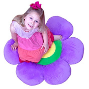 Floor Bloom Soft and Cosy Flower Floor Pillow for Kids