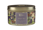 RHS Sweet Pea Scented Candle Tin