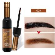 Sunvy Long Lasting Eyebrow Gel Peel Off Natural Eyebrow Waterproof Tint Dye Cream Tattoo Eyebrow