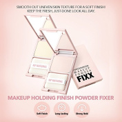 SO NATURAL MAKEUP HOLDING FINISH POWDER FIXER -Bright Pink