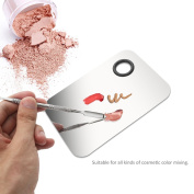 Nail Art Stainless Steel Professional Pro Cosmetic Makeup Artist Palette Spatula