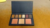 Winter Warmth Palette - 6 eye shadows, highlighter & blush by Beaty Counter
