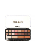 Womens All About Eyes Palette Matte & Shimmer Neutral Palette 705