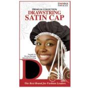 Drawstring Satin Cap