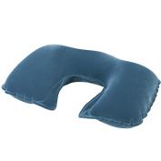 46cm Grey Inflatable Travel Comfort Air Neck Pillow