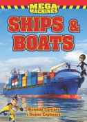 Ships & Boats Mega Machines