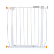 KARMAS PRODUCTS Extra Wide Walk Through Safety Gate for Baby,Kids,Steeel Home Accents Safety Gate