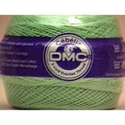 Brand New Cebelia Crochet Cotton Size 30-Nile Green Brand New