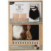 Bucilla Weave It N' Leave It Rectangle Loom Starter Kit