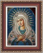 Fuming Diamond Embroidery 5D DIY Diamond Painting Mother Jesus Christian Diamond Painting Cross Stitch Rhinestone Mosaic