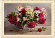 NEW DIY diamond painting diamond embroidery Beauty flowers decorative vase pictures of rhinestones hobbies and crafts home decoration
