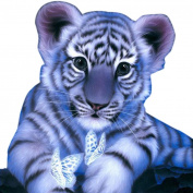 Diamond Painting,Saingace 5D DIY Diamond Tiger Embroidery Cross Stitch Crafts Home Decor