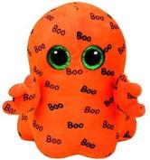 Carl Etto Ty 37079ghoulie Ghost Glitter Eye Glub Schi's Beanie Boo's Halloween