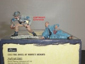 Britains 17012 Angel Of Marye's Heights Acw Metal Toy Soldier Figure Set