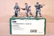 Britains 17146 Wwii German Waffen Ss Assault Set Squad Series Mint Boxed Nj