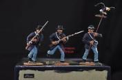 Britains 17377 Wisconsin 8th Regiment American Civil War Toy Soldier Figure Set