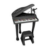 Bontempi 10 4000 Electronic Grand Piano With Microphone/leg