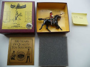 Britains 8819 - The Queens 16th Lancers - Mounted Soldier - Mib.