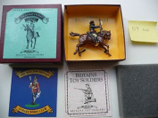 Britains 8840 - The 2nd Bombay Cavalry Lancers - Mounted Soldier - Mib.