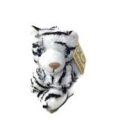 20cm Cuddlekins Huggers White Tiger Cuddly Soft Toy - Wild Republic 8 Teddy