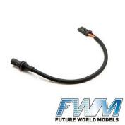 Spektrum Locking Insulated Cable 15cm