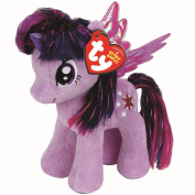 Offiial My Little Pony Twilight Sparkle Plush Soft Toy - Small Beanie 18cm New