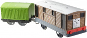 Thomas Friends Trackmaster Toby Engine With Cargo Car Motorised Railway Ideal
