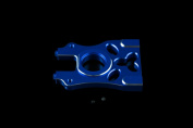 Blue King Motor Upgrade Centre Differential Mount Rear X2, Losi 5ive 1/5th Rc