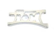 Km King Motor Aluminium Rear Lower Arm Silver 85402 B006 Baja 5b 5t T1000 Upgrade