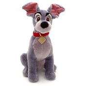 Tramp 42cm Medium Soft Toy Lady And The Tramp