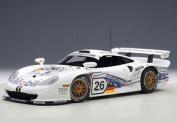 1997 Porsche 911 GT1 #26 24hrs Lemans E.Collard/R.Kelleners/Y. Dalmas 1/18 by Autoart 89773