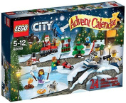 Lego City Advent Calendar Toy Fun Kids Playset Toys Game Play New