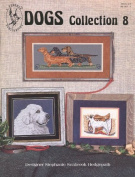 Pegasus Originals Dogs Collection 8 Counted Cross Stitch Leaflet