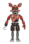 Fnaf Nightmare Foxy Action Figure Five Nights At Freddy's Mascot Video Game Toy