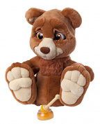 Emotion Pets Bruno The Bear Electronic Plush