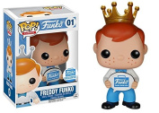 Funko Pop! Vinyl Bobblehead Freddy With Sign #01 Usa Shop In Hand*