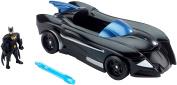 New Justice League Action Dwm48 Batmobile Figure & Bat Jet Vehicle Toy