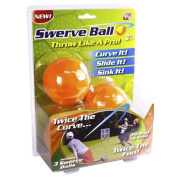 Swerve Ball - The Amazing Ball That Lets Anyone Throw Like A Pro