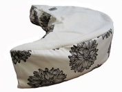 The Nesting Pillow- Organic Nursing Pillow with Washable Slipcover