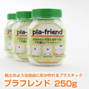 PLA Frend 250 g water to and can be moulded into dom plastics (plastics / moulding / accessories / craft / toys / plastic / repair / Sunday carpentry /DIY / craft-making / resin / moulded wood / clay tools / plastic modelling material / clay / idea