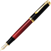 Pelican fountain pen M400 Bordeaux