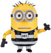 Despicable Me Talking Prisoner Minion Tom Toy Figure