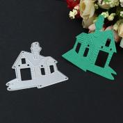 Fabal Cute Cartoon Metal Cutting Dies Stencil DIY Scrapbooking Embossing Album Paper Card Craft Decoration