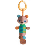 Tiny Love Albert The Beaver Wind Chime Toy, Meadow Days