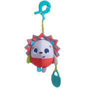 Tiny Love Marie The Porcupine Jitter Teether Toy, Meadow Days