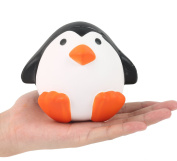 Aolige Jumbo Squishy Cute Penguin Kawaii Cream Scented Very Slow Rising Decompression Squeeze Kids Simulation Toys